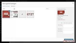 WordPress Blog Keywords Schlagworte Tags einstellen und Funktion für SEO und Beitragsbilder