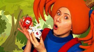 Поиграйка с Царевной - Прятки в лесу - Лошадка потерялась! Развивающее видео с игрушками для детей