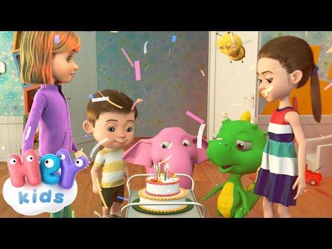 С Днем Рождения Тебя - Песни Для Детей - Простые вкусные домашние видео рецепты блюд