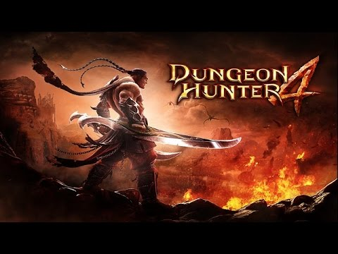 Dungeon Hunter 4 (DH4) [Android / IOS] - Dungeon Vestibule (solo) - Gameplay