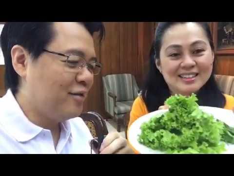 Detox at Diet Tips, Tamang Pagkain, Buhok at Buntis Tips - ni Doc Willie at Liza Ong #342