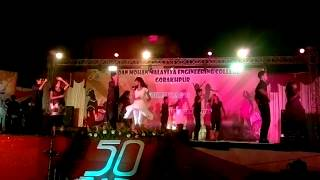 Pyaar ki ek kahani suno Salsa Group Dance Performance