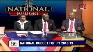 UGANDA NATIONAL BUDGET READING 2018