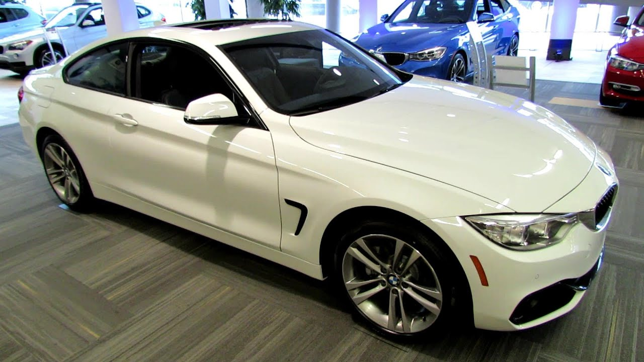 2014 BMW 4 Series 428i xDrive Coupe   Exterior and Interior
