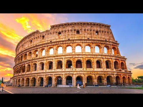 Tourists Discover... ROME