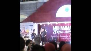 letto-live in jogja city mall (live show at muhamadiyah expo DIY)