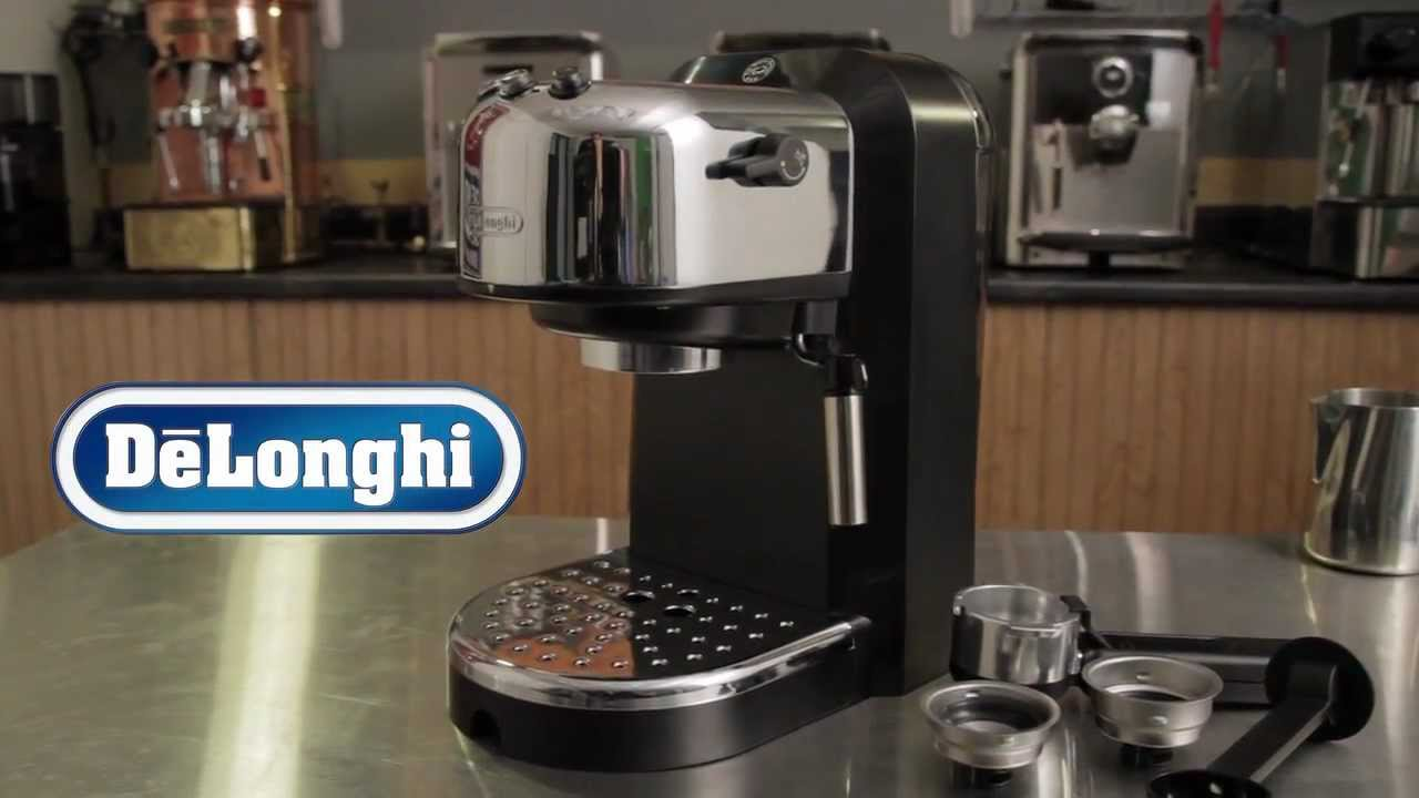 delonghi ec 270 espresso machine from whole latte love youtube