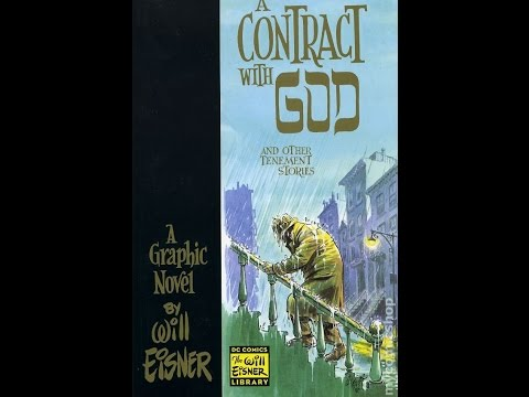 GD COMIC REVIEW: A CONTRACT WITH GOD