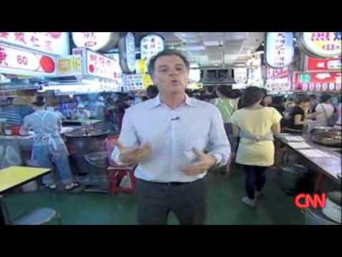 CNN report Taiwan tourism