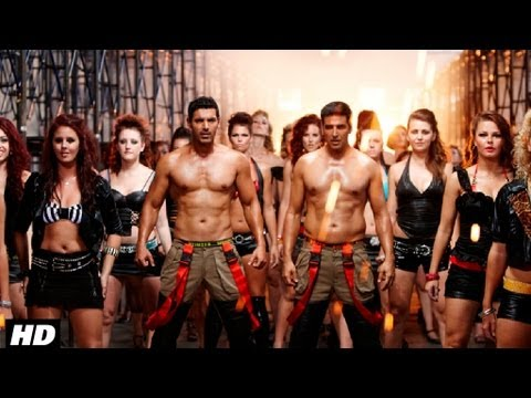 Make Some Noise For Desi Boyz Title Song  Desi Boyz  Akshay Kumar John Abraham
