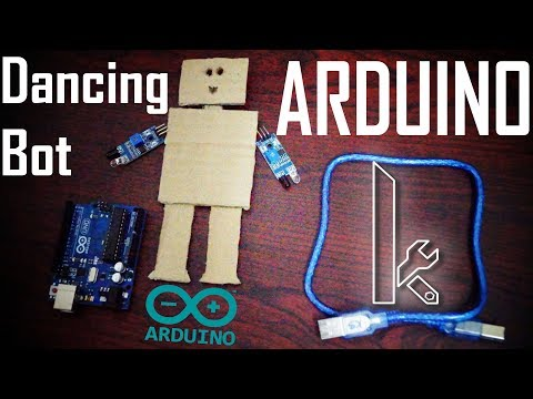 DIY DANCING BOT