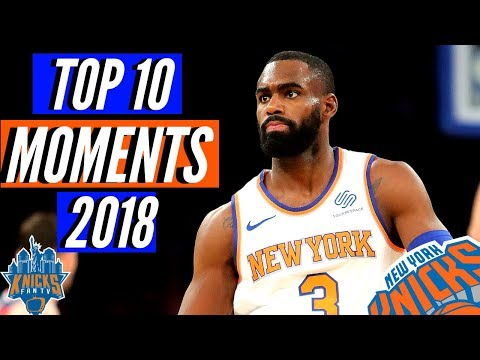 New York Knicks Top 10 MOMENTS of 2018 🔥| Knicks Highlights| Knicks Best of 2018|