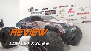 Review Losi LST XXL 2 E German Full HD