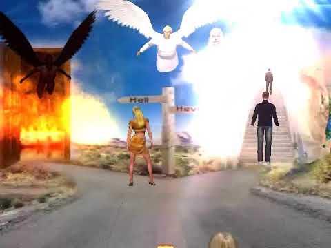 Calea care duce în Rai și iad