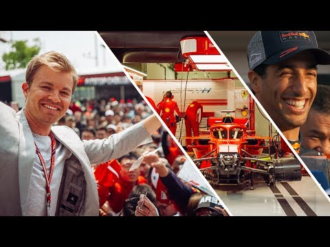 48 HOUR HIGHLIGHTS AT F1 CHINA GP 2018 | NICO ROSBERG | RACEVLOG