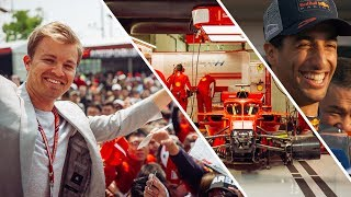 48 HOUR HIGHLIGHTS AT F1 CHINA GP 2018 | NICO ROSBERG | RACEVLOG