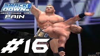 WWE Smackdown Here Come The Pain #16 (#TeamRoidRage)