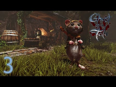 Ghost of a Tale - Action Adventure Mouse Game - E03