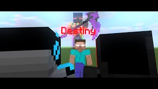 Destiny Minecraft Animation By Neffex 500 Subscribers Special Action Series 3