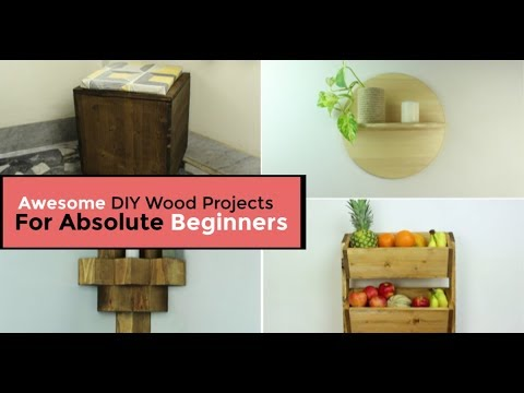 Beginner DIY Video!