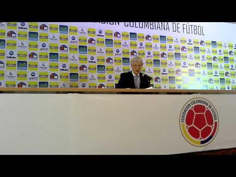 Los convocados a la Selección Colombia