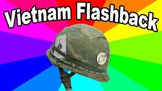 What are Vietnam War Flashback Memes? A look at the origin of the war flashback meme