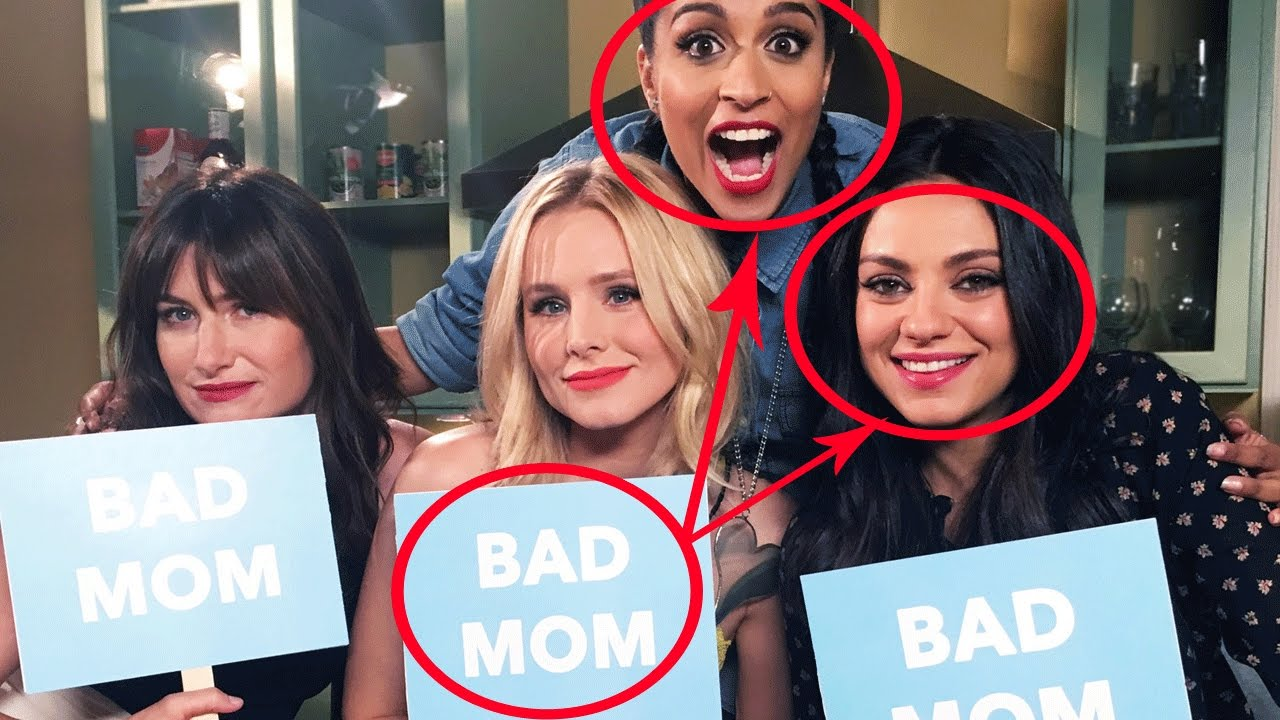 A Bad Moms Christmas Is Coming in 2017 - YouTube