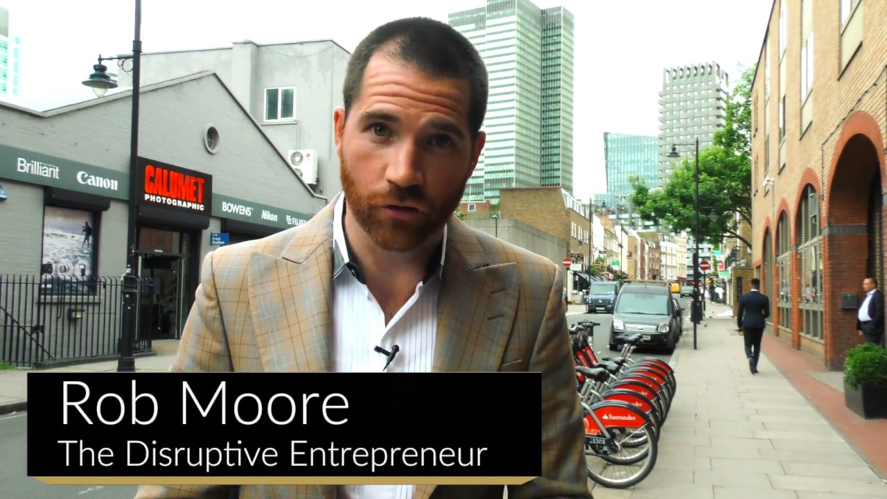 Image result for rob moore author