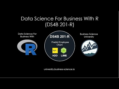 DS4B 201-R: Data Science For Business With R   Business Science