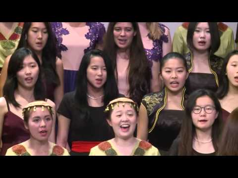 APAC Pacific Choir 2015 - Part 2