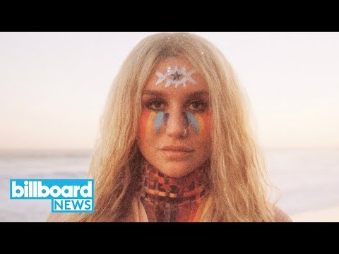 Kesha's Album 'Rainbow' Debuts at No. 1 on Billboard 200 Albums Chart | Billboard News
