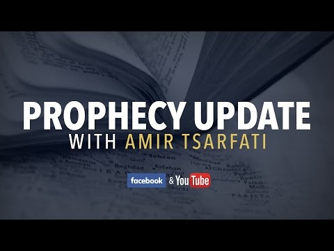Prophecy Update: The Pope, Europe and Middle East Update