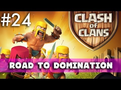 Clash Of Clans - Road To Domination: Welcome To Town Hall Level 7!