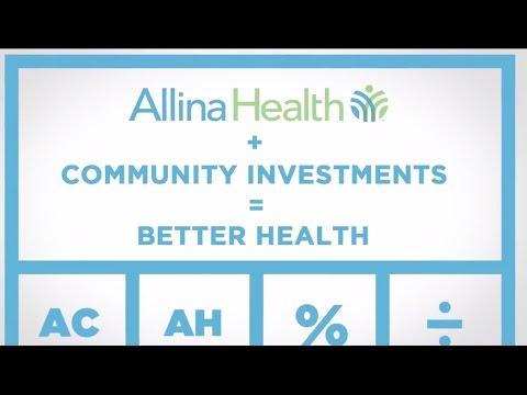 Working at Allina Health