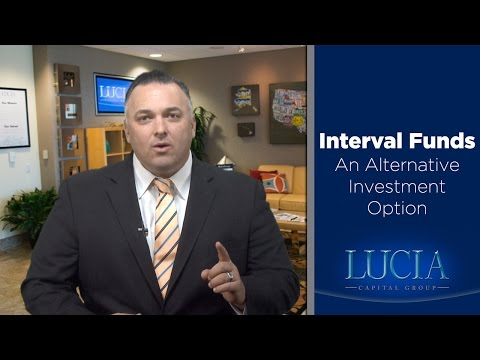 Interval Funds: An Alternative Investment Option - Lucia Capital Group Weekly with Ray Lucia Jr.