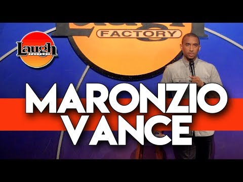 Maronzio Vance | You In College? | Stand-Up Comedy
