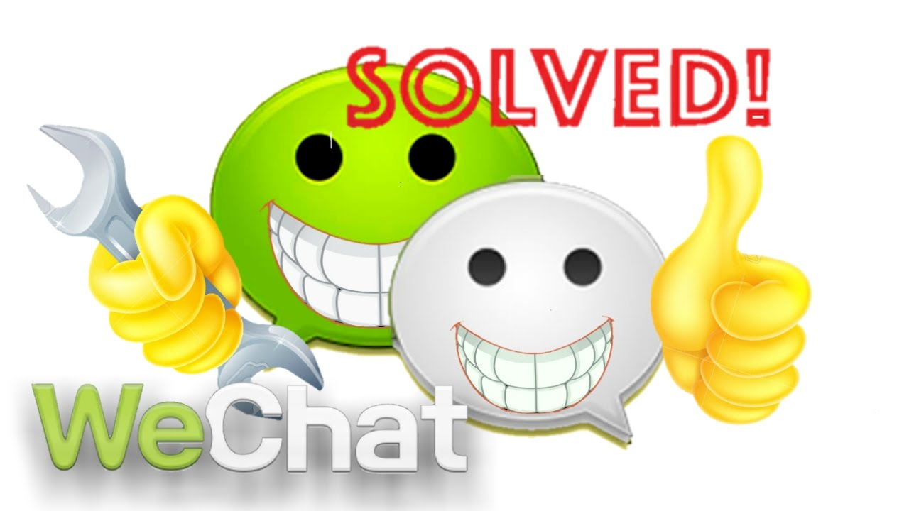 Wechat reset password server busy  Can someone help me set