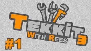 Tekkit Classic - Episode 1: Generating Power