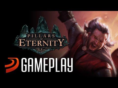 """Gameplay Comentado de """"Pillars of Eternity"""""""