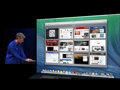 Apple WWDC 2013 Keynote - OS X Mavericks [HD]