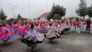 Festividad Virgen de Copacabana 2012 Tacna - Alba