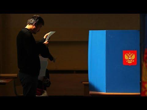 В ЦИК показали, как будет проходить голосование по поправкам в Конституцию