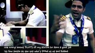 AIR INDIA NEW RAPPER...MUST WATCH , SALUTE TO HIS STUFF