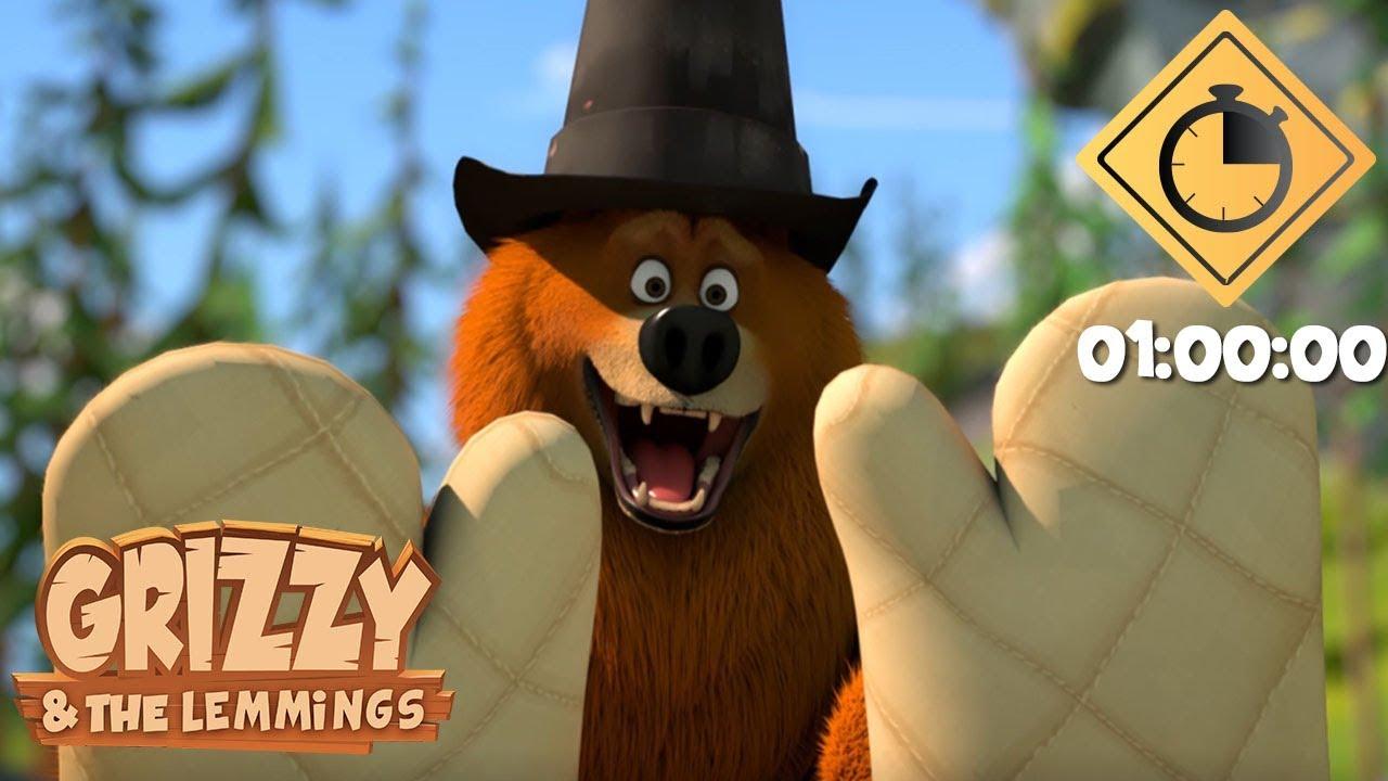 Download 1 heure de Grizzy & les Lemmings // Compilation #04 - Grizzy & les Lemmings