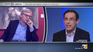 Sgarbi contro Vito Mancuso su Dell'Utri: