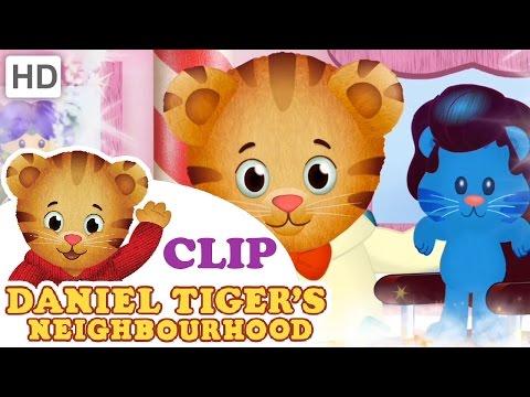Daniel Tiger - Cute New Hairstyles