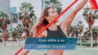 La hija de Alejandra Gúzman se puso en redes sociales el apellido de su padre, Pablo Moctezuma