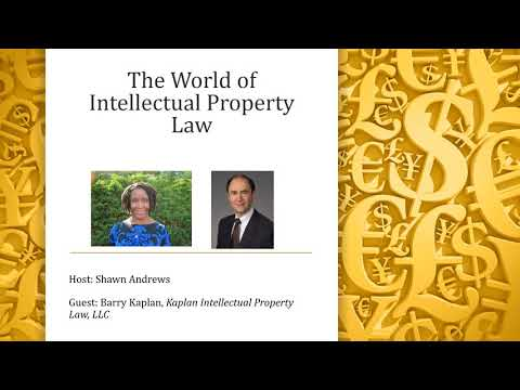 The World of Intellectual Property Law