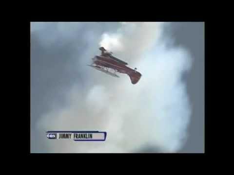 Jimmy Franklin's Jet Powered Waco Worlds Best Aerobatic Demo