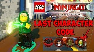 Der letzte Charakter / Final Missing Character - Lego Ninjago Movie Videogame Gameplay Deutsch
